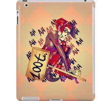 Harley Quinn (2) iPad Case/Skin