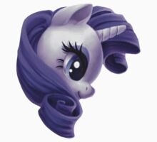 Rarity Head by georgeval