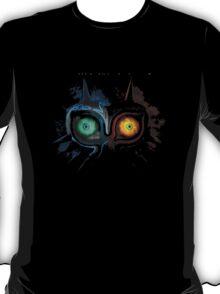 TLOZ: Majora's Mask Flaming ice T-Shirt
