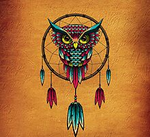 Dream Catcher Paypirus by casecute