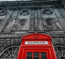 Telephone by Beverley Goodwin