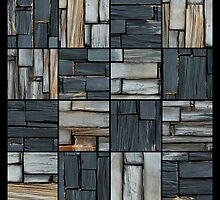 16 Slate Wall Views by Yampimon