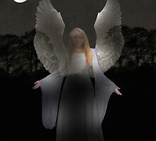 Spiritual Angel by Eric Kempson
