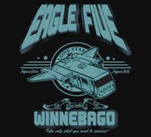 Updated Eagle Five Design-By Revision Apparel™ by Melanie Andujar