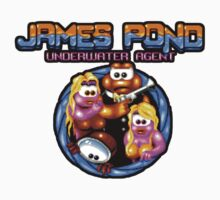 James Pond - Underwater Agent (Robocod) by TheFinalDonut