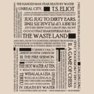 The Waste Land by silentstead