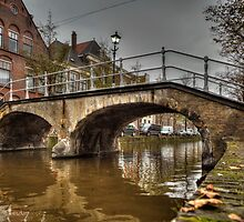 ...Autumn in old Delft  Holland... 5 by John44