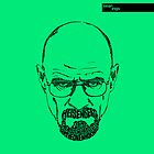 Walter White aka Heisenberg Green by seanings