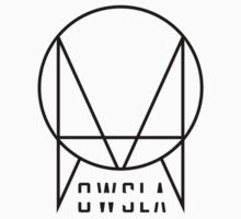 OWSLA Record Label of Skrillex by N3ON