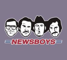 News Boys by nikholmes