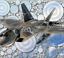 F-22 Circles by nhk999