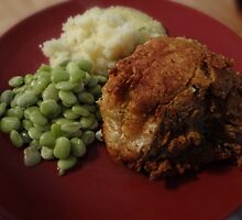 fried chicken by vigor