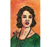 Lady Sybil Photographic Print