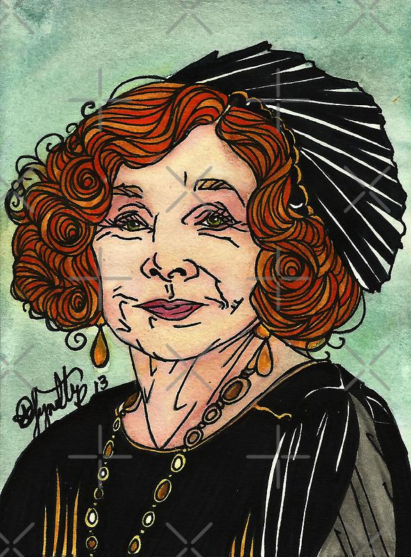 Martha Levinson by Lynette K.