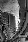Overhead Tracks by njordphoto