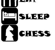 Eat Sleep Chess by kwg2200