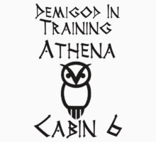 Camp Half-Blood Athena edition by CassDN12