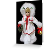 ☆ ★GETTING READY FOR CHRISTMAS IN THE VALLEY ☆ ★ Greeting Card