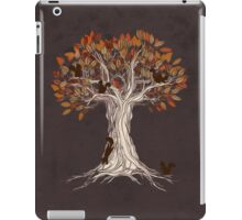 Little Visitors iPad Case/Skin