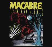 Macabre. (B Movie) by BungleThreads