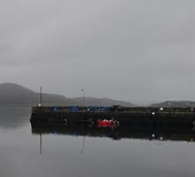 Mists over Mussel Bay by JurassicJohn