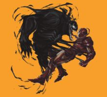Venom vs Iron Man by Robspk