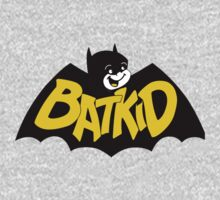 Bat Man - Bat Kid Parody by designCENTRAL