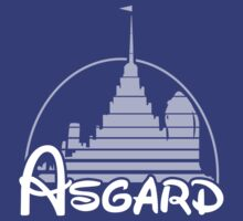 Asgard Pictures by ionicslasher