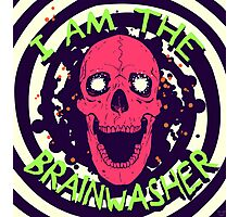 THE BRAINWASHER Photographic Print