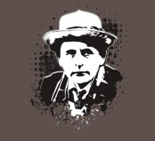 Doctor Who -  7th Seventh Doctor - Sylvester McCoy. - 50th by James Ferguson - Darkinc1