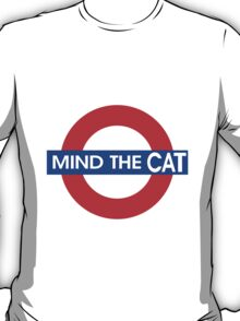 Mind the Cat T-Shirt