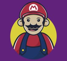 Super Mario by AlundrART