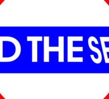 Mind the Sex Sticker