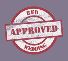 Red Wedding Approved by sher00