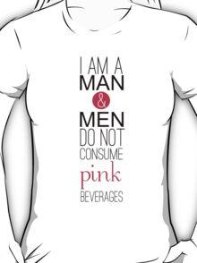 The Mortal Instruments - Pink Beverages #2 T-Shirt