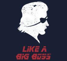 Metal Gear - Like a Big Boss Kids Clothes