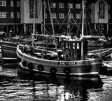 Boat BK-231 by Andrew Pounder