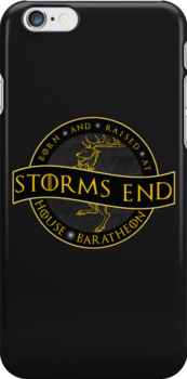 Born and Raised at Storm's End by justgeorgia