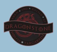 Born and Raised at Dragonstone Kids Clothes