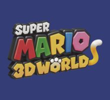 Super Mario 3D World by AlundrART