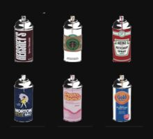 Spray Cans by chutch252