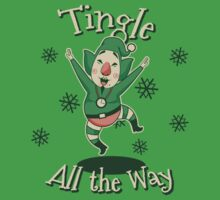 Tingle All the Way by Jen Pauker