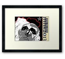 a jingle jangle jingle, sacred cows and sacrificial lambs or filling the void with empty shores and old shoes 1 Framed Print