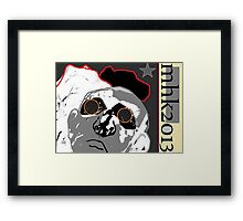 a jingle jangle jingle, sacred cows and sacrificial lambs or filling the void with empty shores and old shoes 2 Framed Print