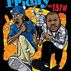 Friday the 13th by qetza