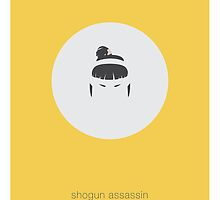 Lone Wolf Cub - Shogun Assassin by bdi-design