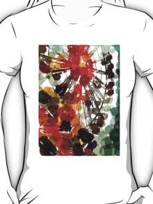 Ferris Wheel - Flashback To Childhood Fun - Digital Graphic T-Shirt
