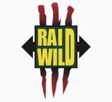 Team Raid Wild by DontStopMeNow