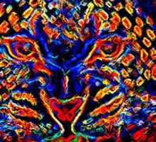 Electric Tiger Sticker