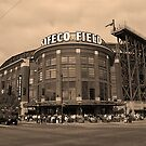 Safeco Field - Seattle Mariners by Frank Romeo